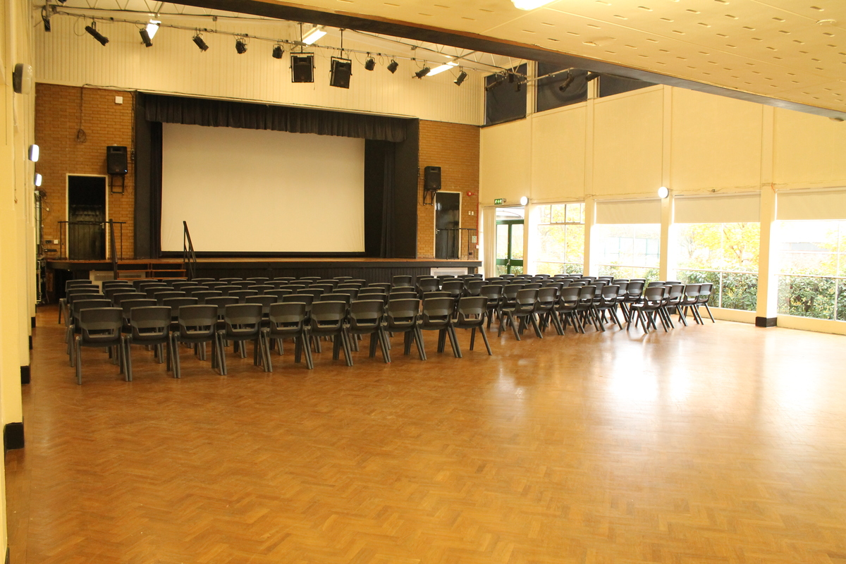 Main Hall - The Totteridge Academy - Barnet - 2 - SchoolHire