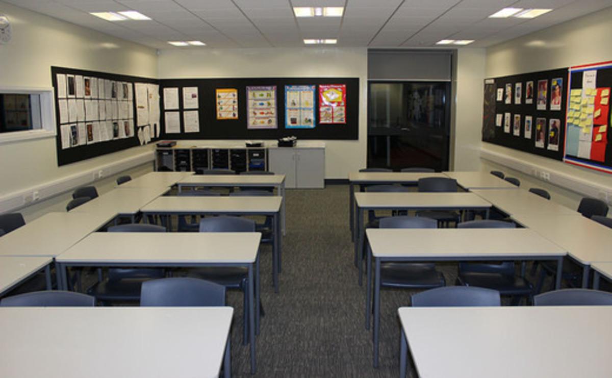 Classroom - SLS @ Bishop Rawstorne CE Academy - Lancashire - 1 - SchoolHire