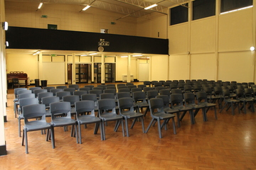 Main Hall - The Totteridge Academy - Barnet - 3 - SchoolHire