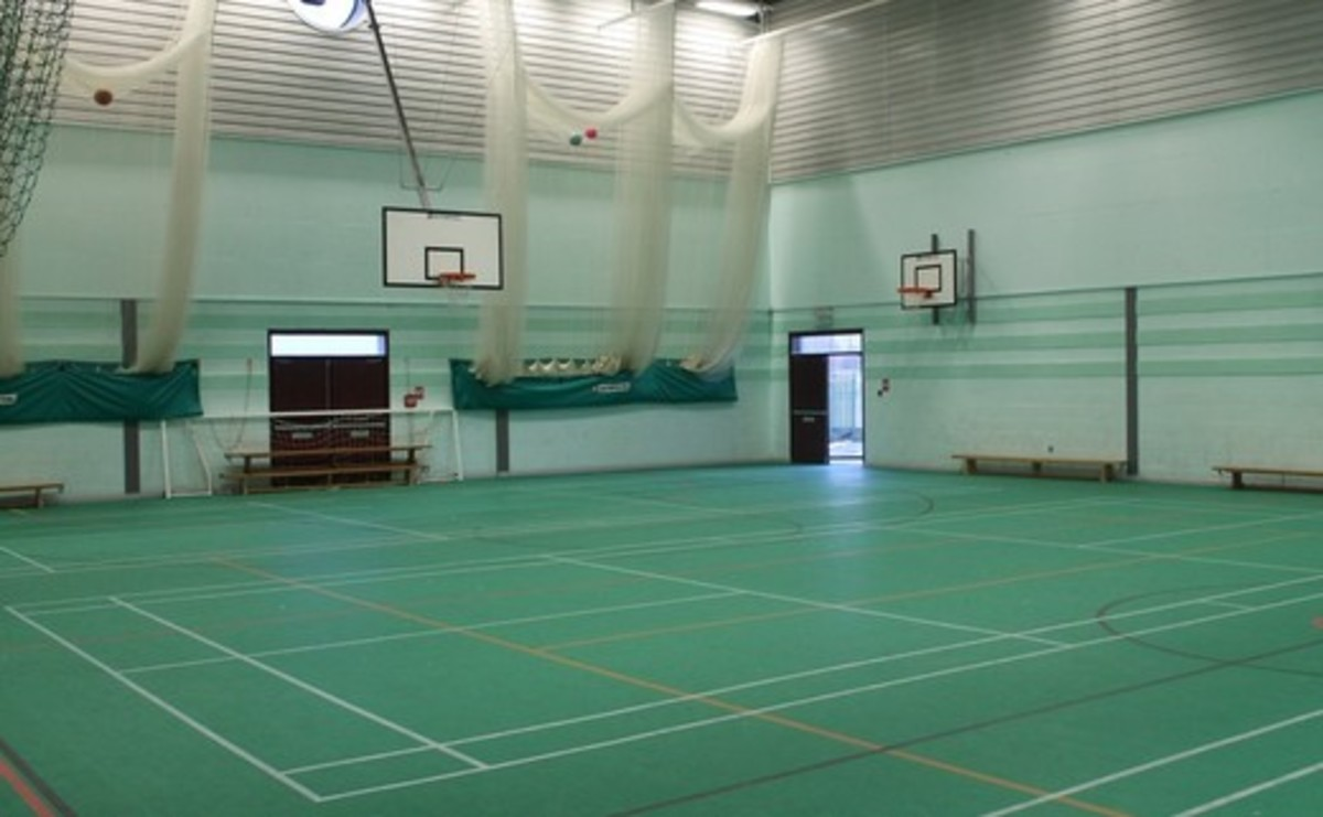 Sports Hall - SLS @ Cardinal Allen Catholic High School - Lancashire - 1 - SchoolHire