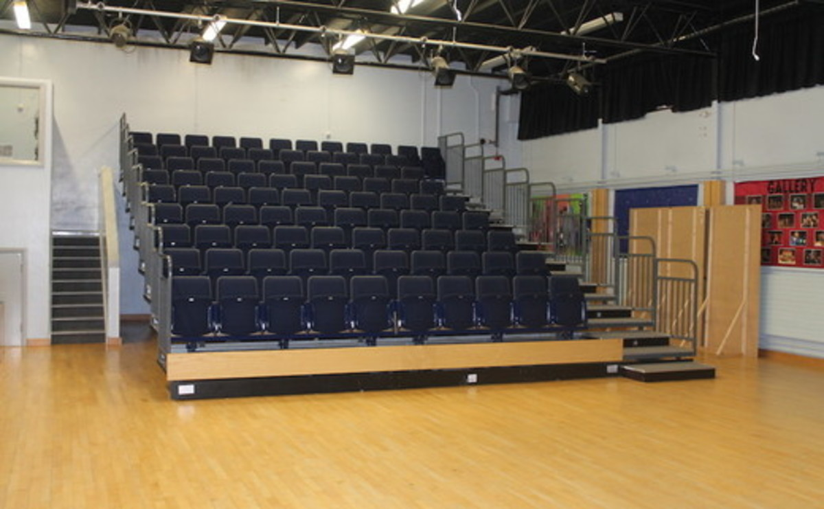Drama/ Dance Studio - SLS @ Cardinal Allen Catholic High School - Lancashire - 1 - SchoolHire