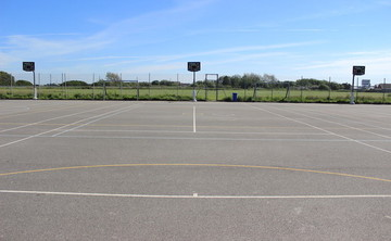 Tarmac Multi-Use Games Area - SLS @ Cardinal Allen Catholic High School - Lancashire - 1 - SchoolHire