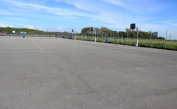 Tarmac Multi-Use Games Area - SLS @ Cardinal Allen Catholic High School - Lancashire - 3 - SchoolHire