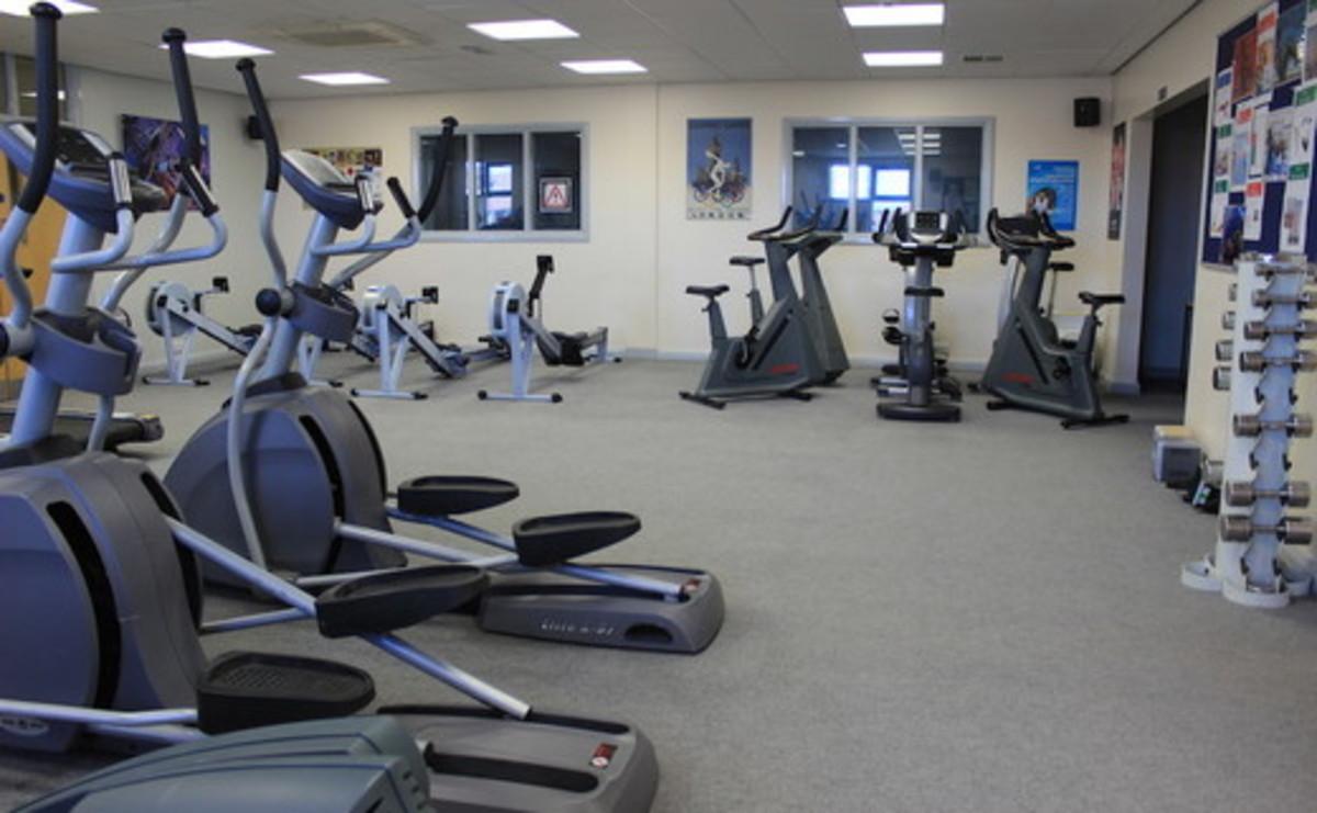 Fitness Suite - SLS @ Cardinal Allen Catholic High School - Lancashire - 1 - SchoolHire