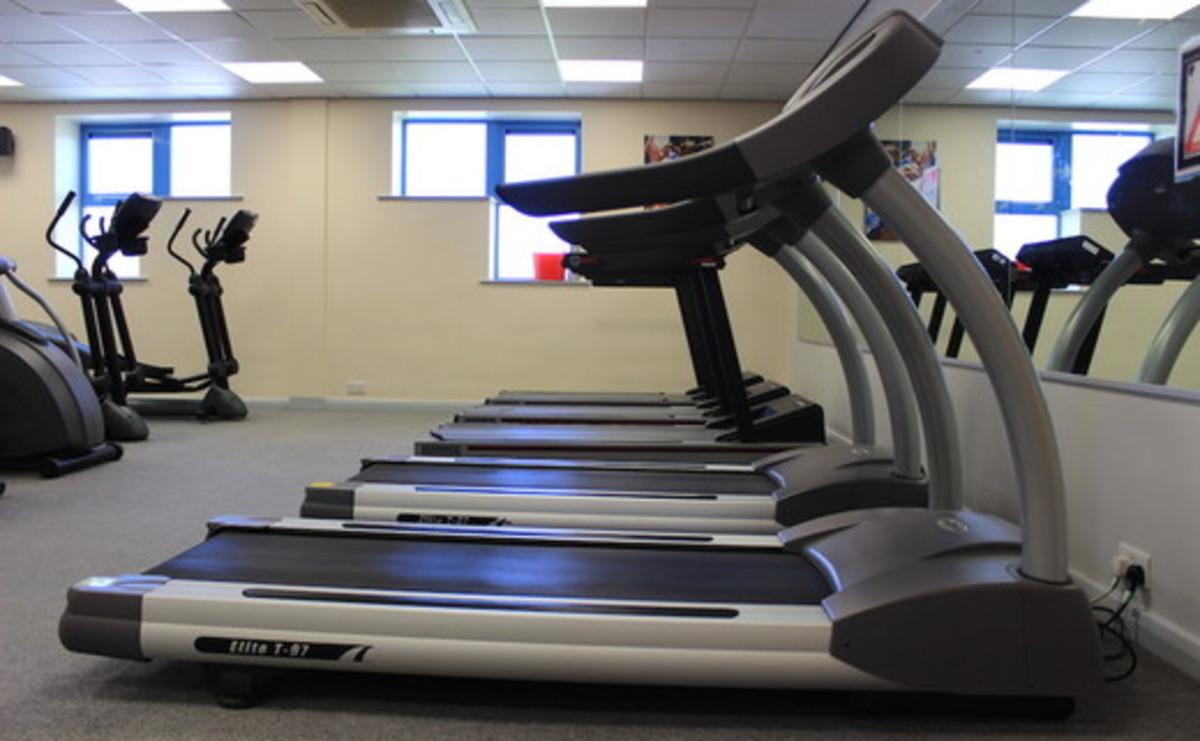 Fitness Suite - SLS @ Cardinal Allen Catholic High School - Lancashire - 2 - SchoolHire