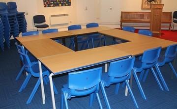 Meeting Room  - SLS @ Cardinal Allen Catholic High School - Lancashire - 1 - SchoolHire
