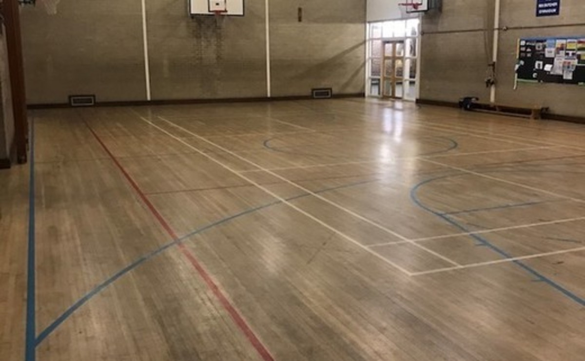 Gymnasium  - SLS @ Chalfonts Community College - Buckinghamshire - 1 - SchoolHire