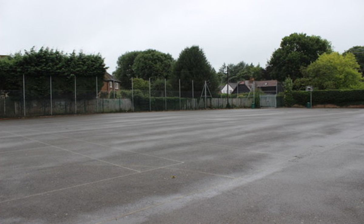 Tarmac Area - SLS @ Chalfonts Community College - Buckinghamshire - 1 - SchoolHire