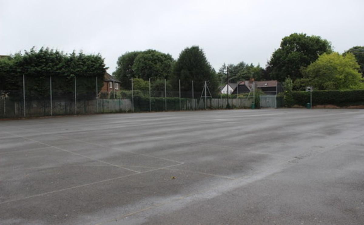 Tarmac Area - SLS @ Chalfonts Community College - Buckinghamshire - 1 - SchoolHire
