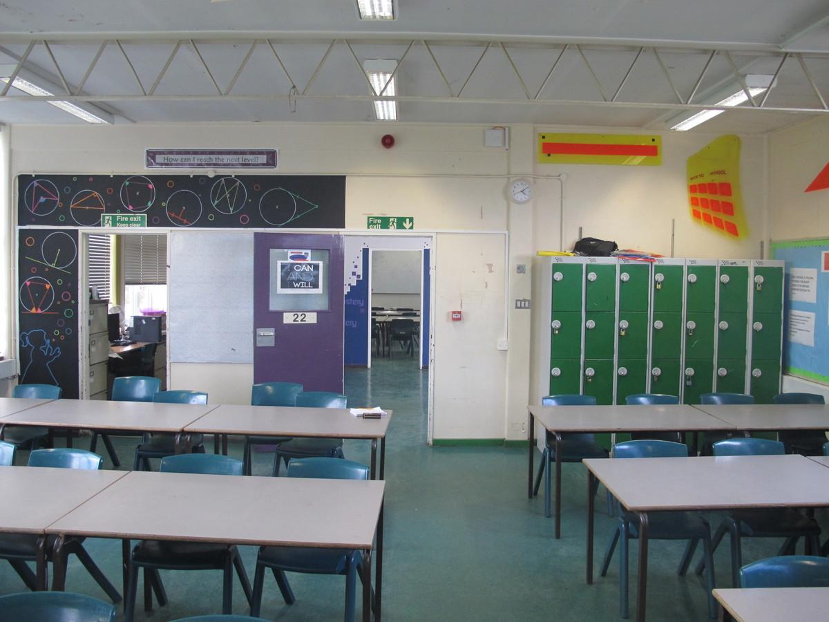 Classrooms - Standard - The Totteridge Academy - Barnet - 2 - SchoolHire