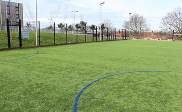 3G Pitch  - SLS @ Crest Academy - Brent - 1 - SchoolHire