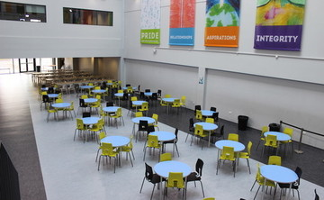 Atrium - SLS @ Crest Academy - Brent - 1 - SchoolHire