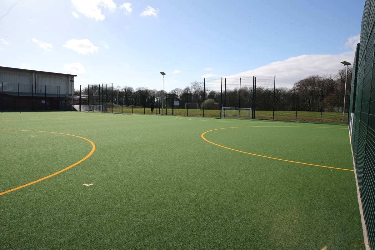 Multi Use Games Area - St Margaret's C of E Academy - Liverpool - 1 - SchoolHire