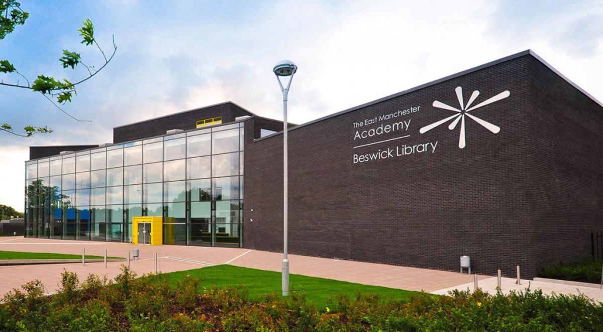 SLS @ East Manchester Academy - Manchester - 1 - SchoolHire