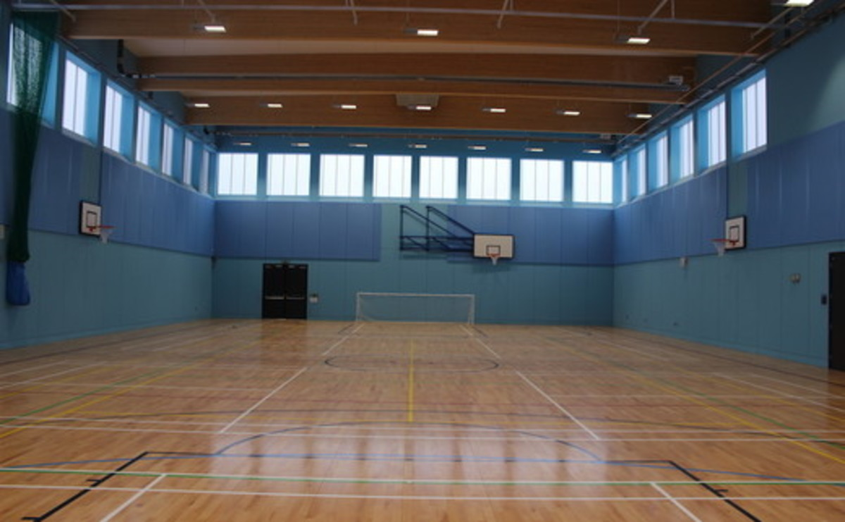 Sports Hall  - SLS @ Dixons Cottingley Academy - West Yorkshire - 1 - SchoolHire