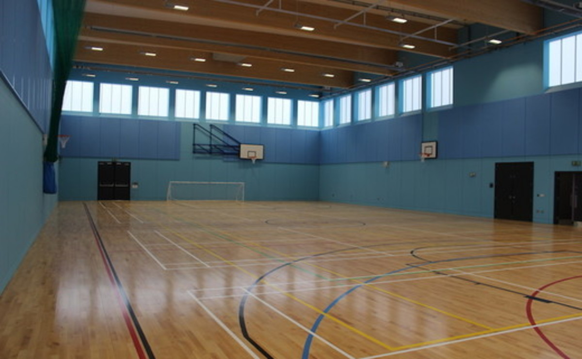 Sports Hall  - SLS @ Dixons Cottingley Academy - West Yorkshire - 2 - SchoolHire
