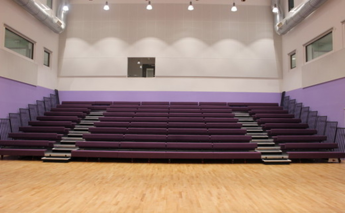 Main Hall - SLS @ Dixons Cottingley Academy - West Yorkshire - 2 - SchoolHire