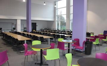 Dining Room  - SLS @ Dixons Cottingley Academy - West Yorkshire - 1 - SchoolHire