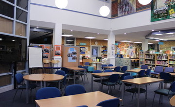 Specialist Classrooms - Library  - SLS @ Dixons Cottingley Academy - West Yorkshire - 1 - SchoolHire