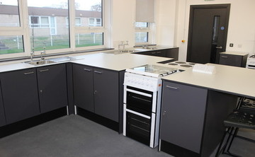 Specialist Classrooms - Cookery Room - SLS @ Dixons Cottingley Academy - West Yorkshire - 1 - SchoolHire