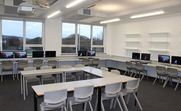 Specialist Classrooms - IT Suite  - SLS @ Dixons Cottingley Academy - West Yorkshire - 1 - SchoolHire