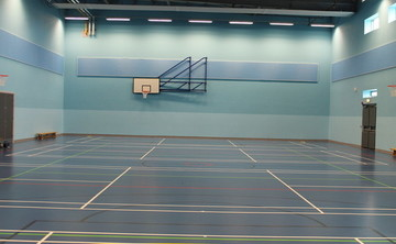 Sports Hall  - SLS @ Duchesss Community High School - Northumberland - 1 - SchoolHire