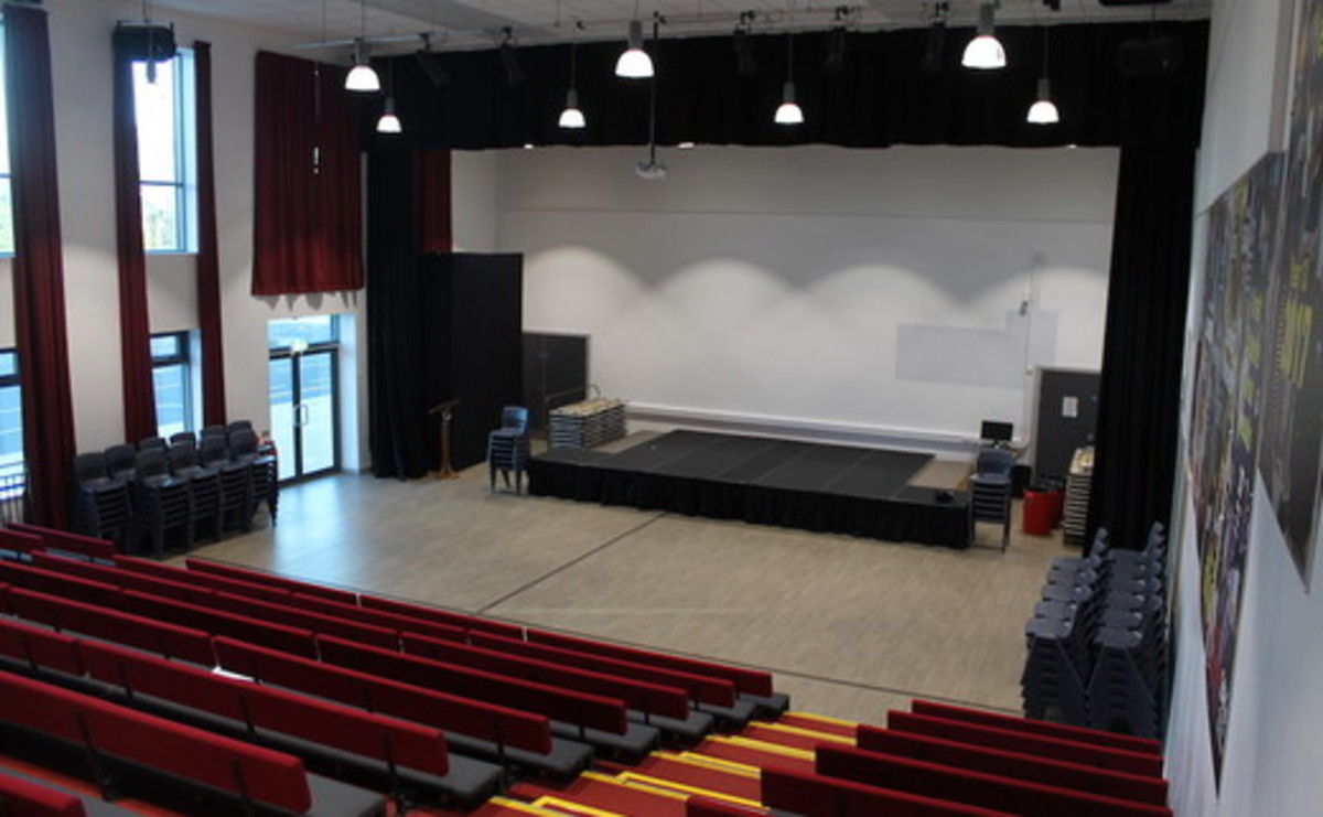 Main Hall  - SLS @ Duchesss Community High School - Northumberland - 1 - SchoolHire