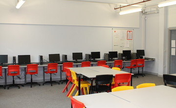 Specialist Classroom - IT Suite - SLS @ Duchesss Community High School - Northumberland - 1 - SchoolHire
