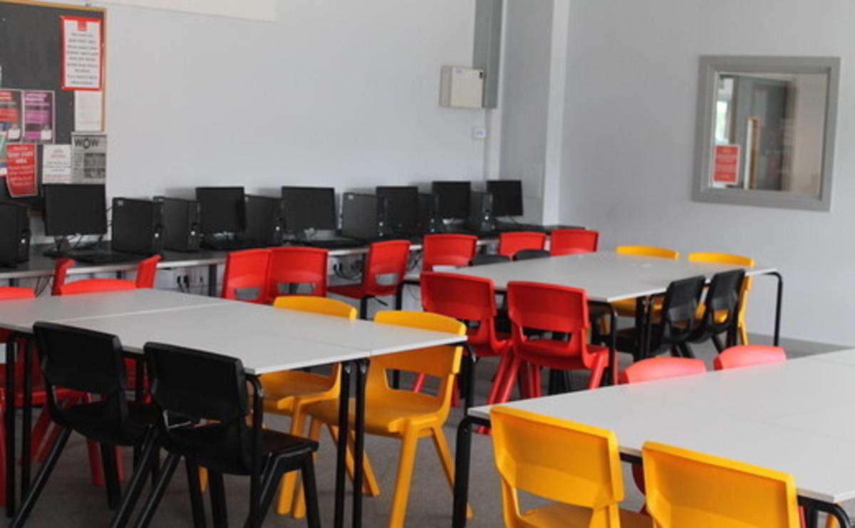 Specialist Classroom - 6th Form Study  - SLS @ Duchesss Community High School - Northumberland - 1 - SchoolHire