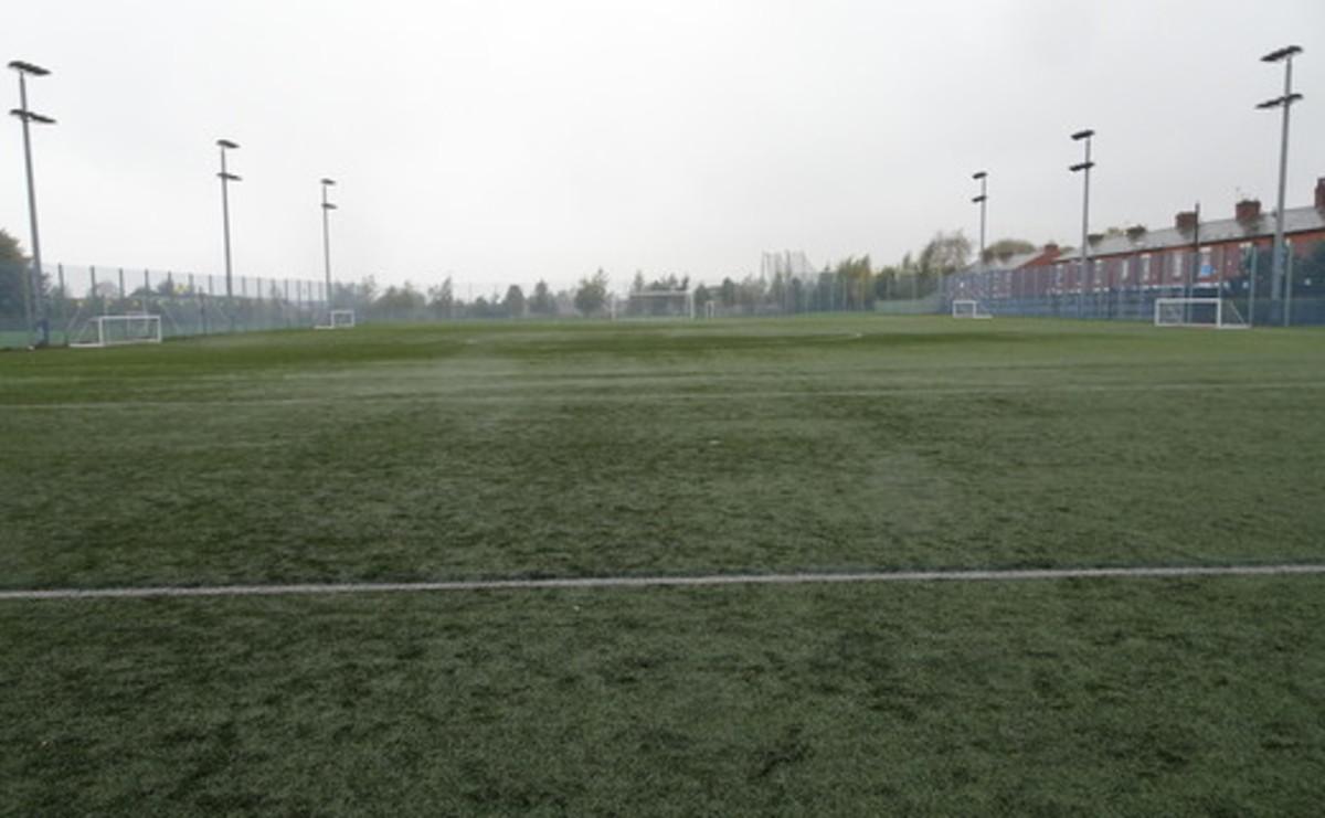 3G Pitch  - SLS @ East Manchester Academy - Manchester - 2 - SchoolHire
