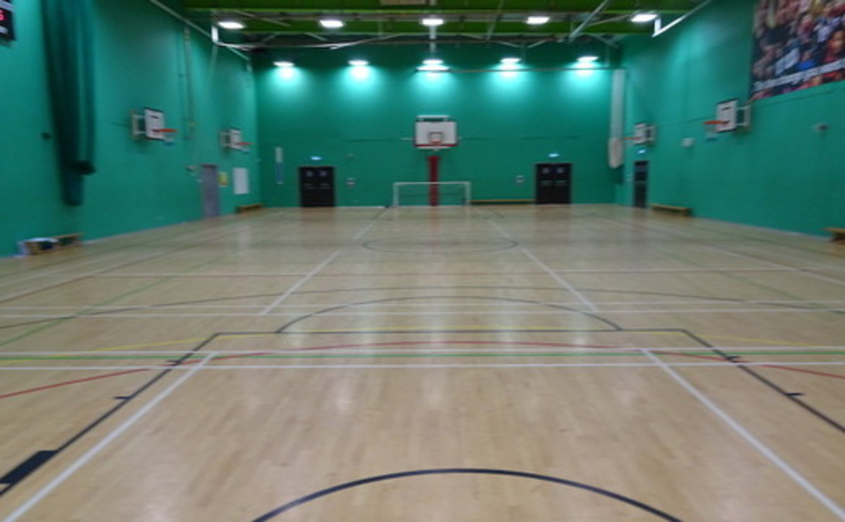 Sports Hall - SLS @ East Manchester Academy - Manchester - 2 - SchoolHire