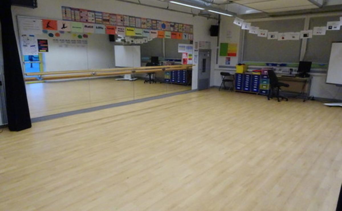 Dance Studio - SLS @ East Manchester Academy - Manchester - 1 - SchoolHire