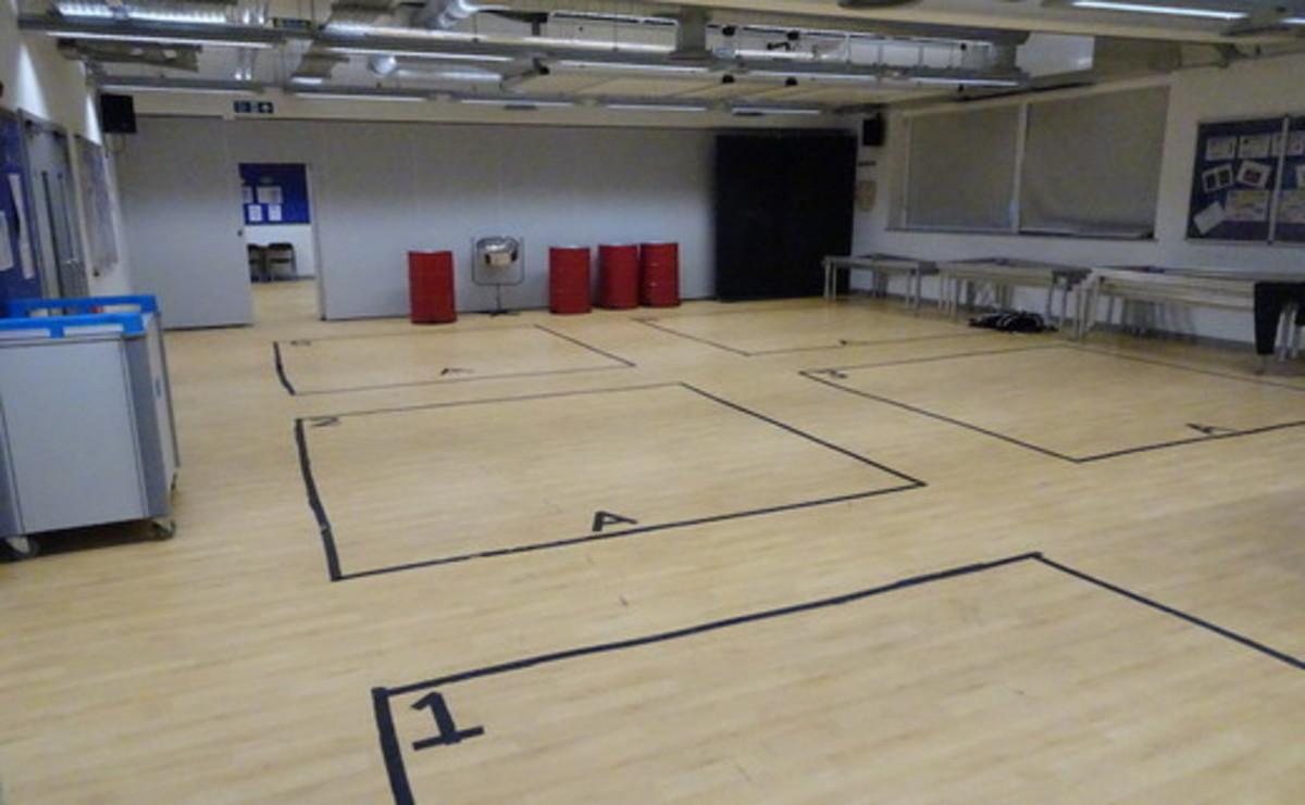 Drama Studio  - SLS @ East Manchester Academy - Manchester - 1 - SchoolHire