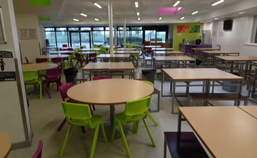 Dining Room - SLS @ East Manchester Academy - Manchester - 2 - SchoolHire