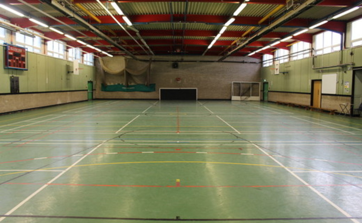 Sports Hall  - SLS @ Egglescliffe School - Stockton on Tees - 1 - SchoolHire