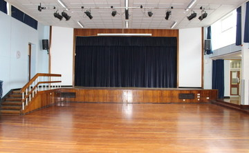 Main Hall  - SLS @ Egglescliffe School - Northumberland - 1 - SchoolHire