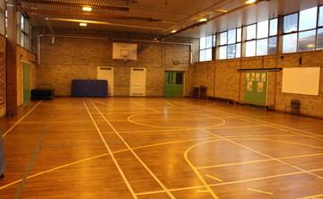 Gymnasium  - SLS @ Egglescliffe School - Northumberland - 1 - SchoolHire