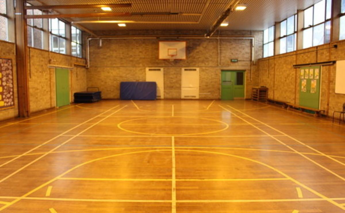 Gymnasium  - SLS @ Egglescliffe School - Northumberland - 2 - SchoolHire