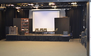 Drama Studio - SLS @ Egglescliffe School - Stockton on Tees - 2 - SchoolHire