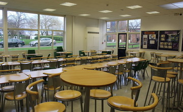 Dining Room - SLS @ Egglescliffe School - Stockton on Tees - 1 - SchoolHire