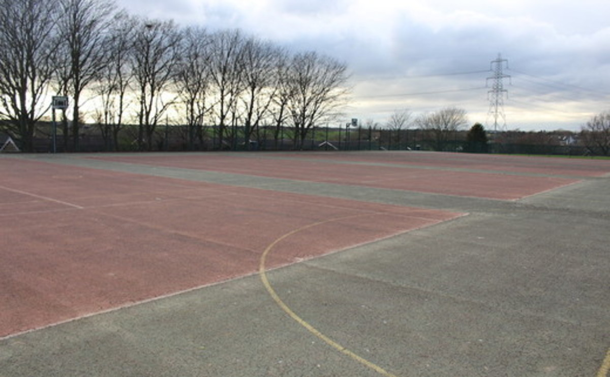 Tarmac Area - SLS @ Egglescliffe School - Stockton on Tees - 1 - SchoolHire