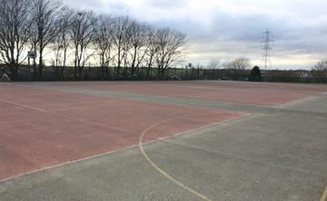 Tarmac Area - SLS @ Egglescliffe School - Northumberland - 1 - SchoolHire