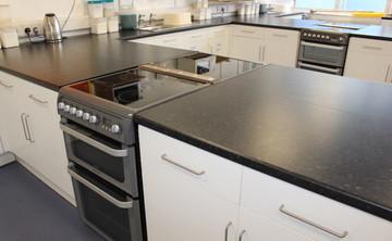 Special Classrooms - Cookery Room - SLS @ Egglescliffe School - Northumberland - 1 - SchoolHire