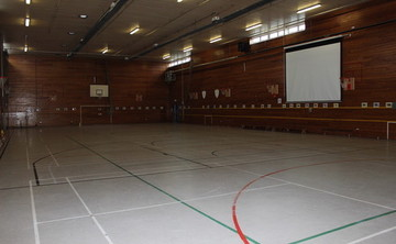 Sports Hall  - SLS @ Finham Park School - Coventry - 1 - SchoolHire