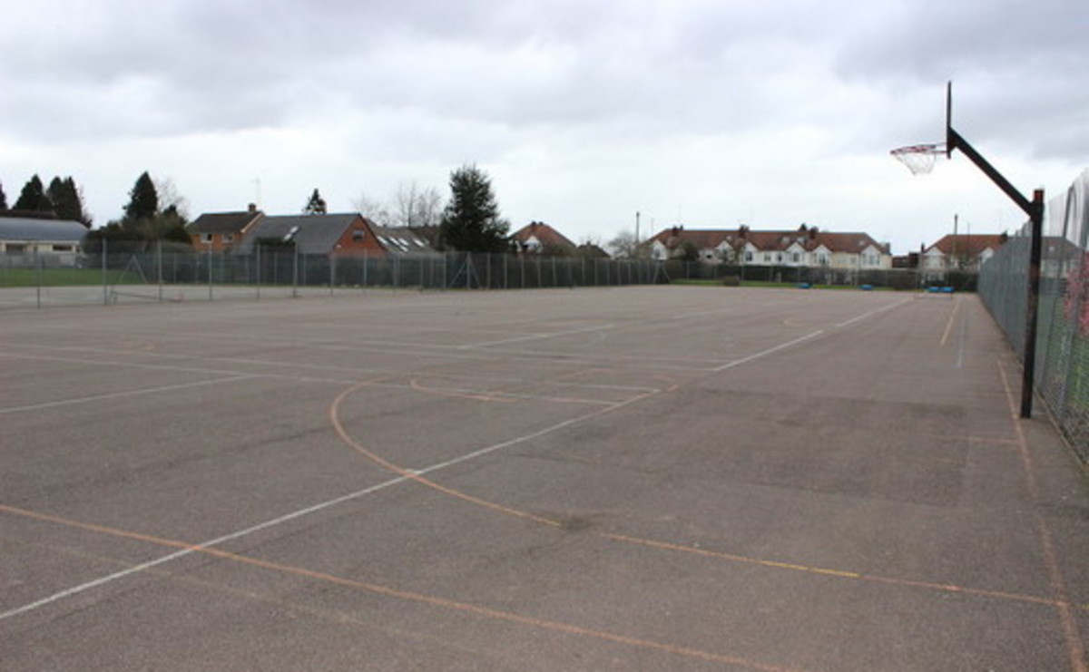 Tarmac Multi-Use Games Area  - SLS @ Finham Park School - Coventry - 1 - SchoolHire