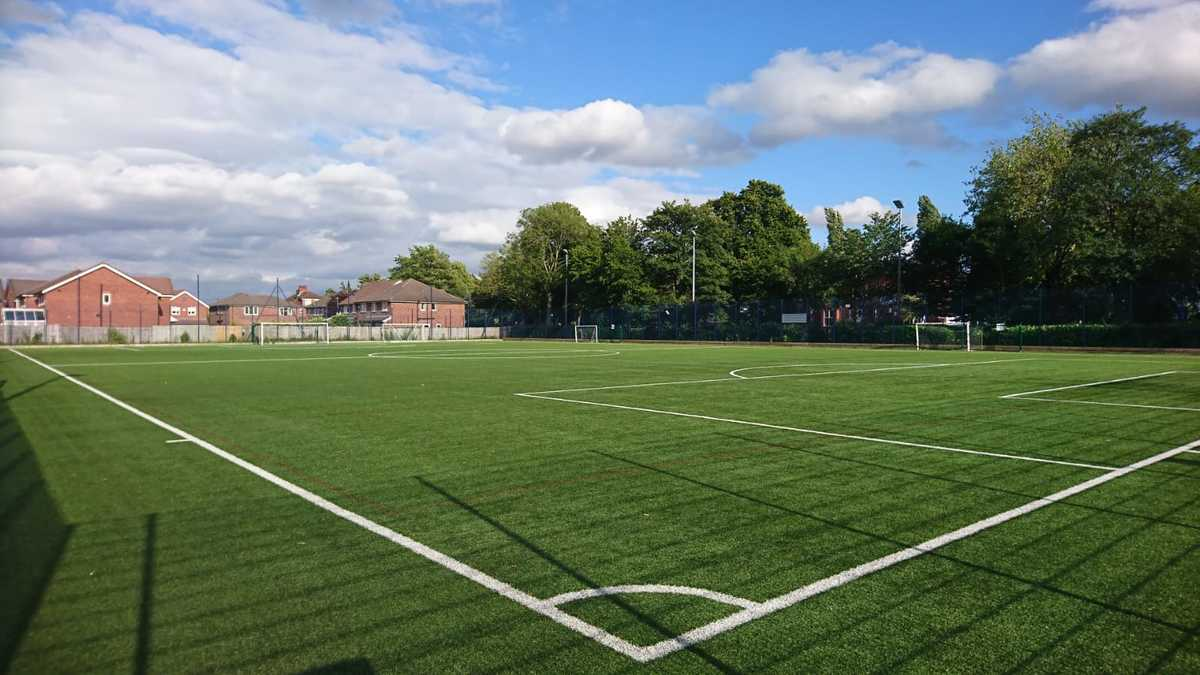 3G Pitch  - SLS @ Flixton Girls School - Manchester - 1 - SchoolHire