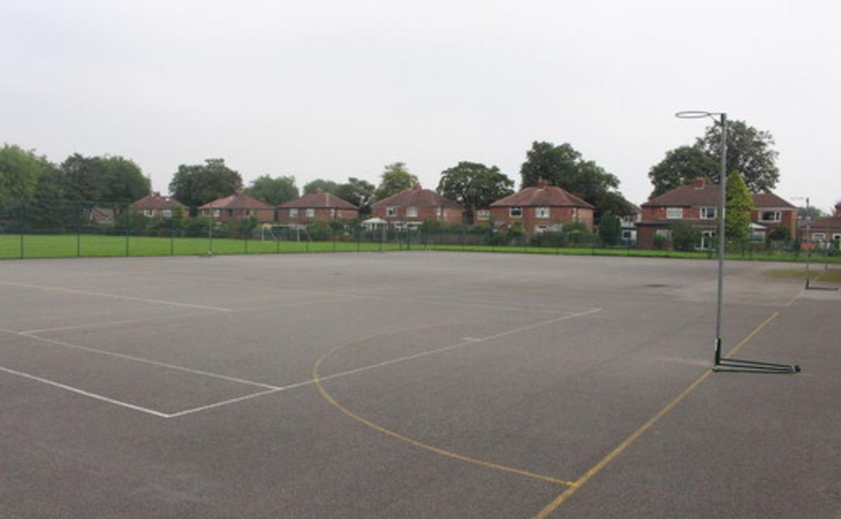 Tarmac Multi-Use Games Area  - SLS @ Flixton Girls School - Manchester - 1 - SchoolHire