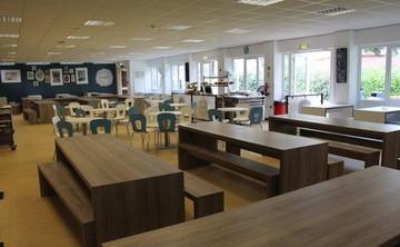 Dining Area 1 - SLS @ Flixton Girls School - Manchester - 1 - SchoolHire