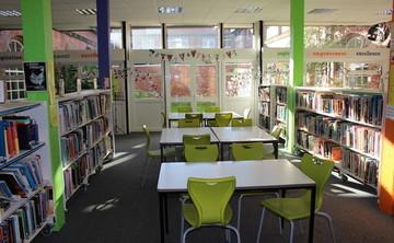 Library  - SLS @ Flixton Girls School - Manchester - 1 - SchoolHire