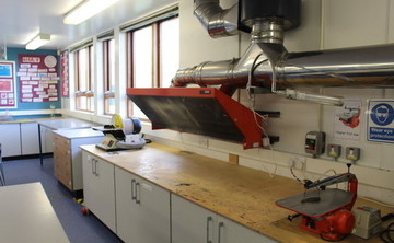 Design Technology Room - SLS @ Flixton Girls School - Manchester - 1 - SchoolHire